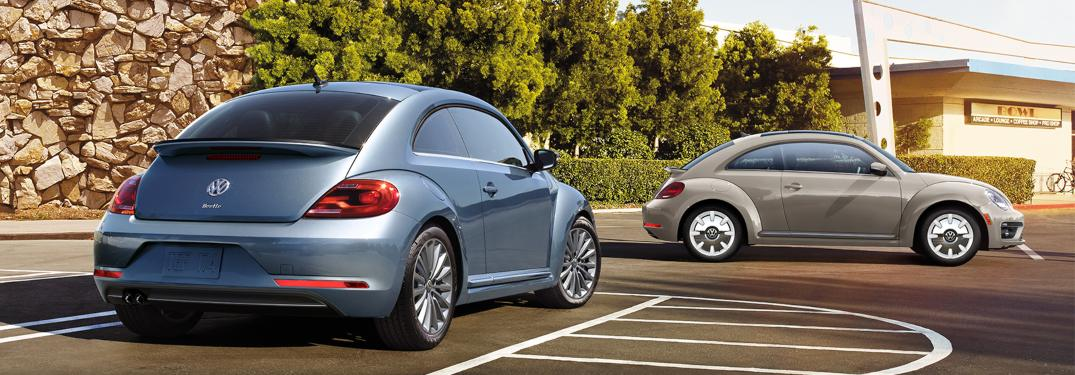 Which 2019 Volkswagen Beetle Final Edition Trim Is Right for You?