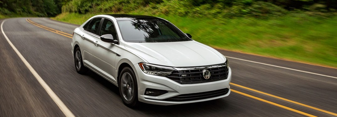 Safety Features in the 2020 Volkswagen Jetta