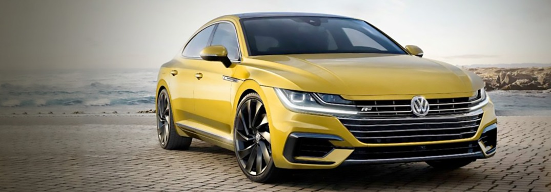 2021 Volkswagen Arteon Pricing