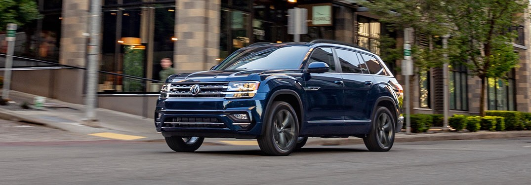 PARENTS Magazine Names Volkswagen Atlas a 2020 Best Family Car