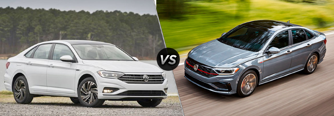 What's the Difference Between the 2020 Volkswagen Jetta and Jetta GLI?