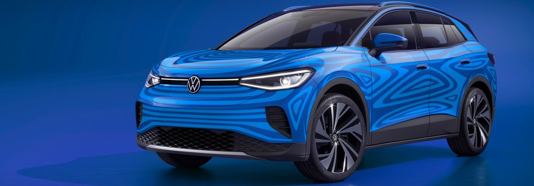 What is In-Car Charge Scheduling in the 2021 Volkswagen ID.4