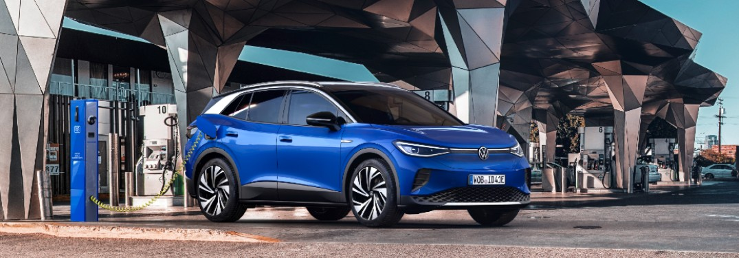 How Far Can Your Drive a 2021 Volkswagen ID.4 on a Single Charge?