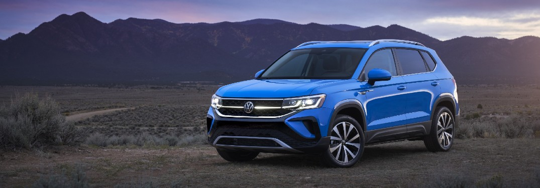 Check Out This Video on the 2022 Volkswagen Taos