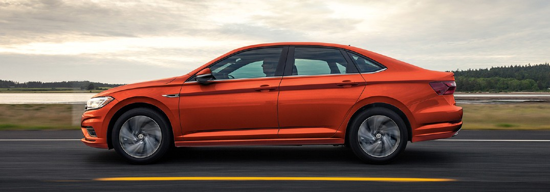 What Safety Features are the 2021 Volkswagen Jetta?