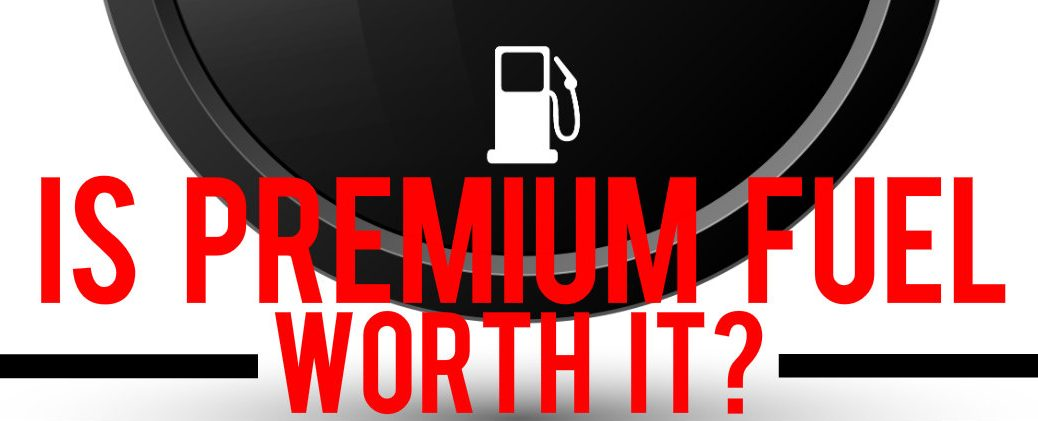 Premium Fuel Suggestion Owners Manual