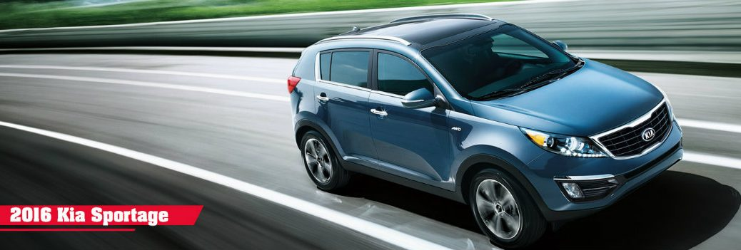 2016 Kia Sportage Technology Features