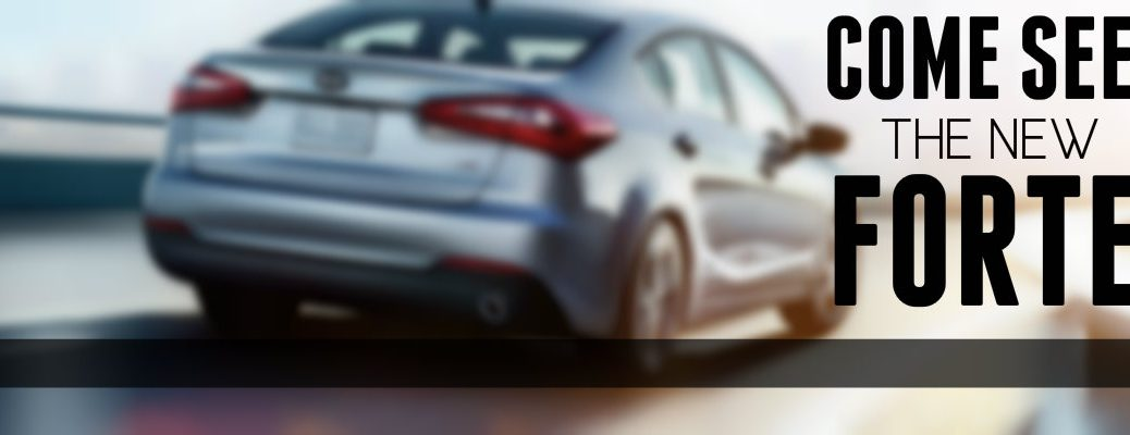 2017 Kia Forte Updates and Features