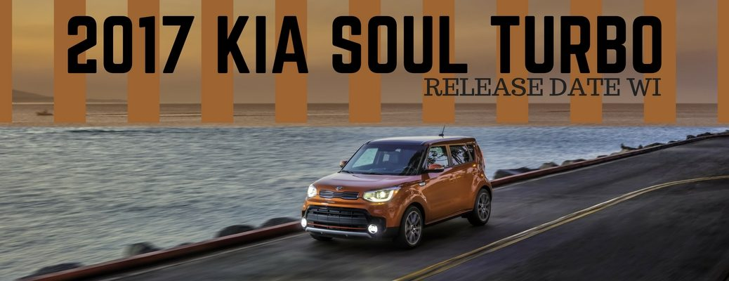 2017 Kia Soul Turbo Engine Specs