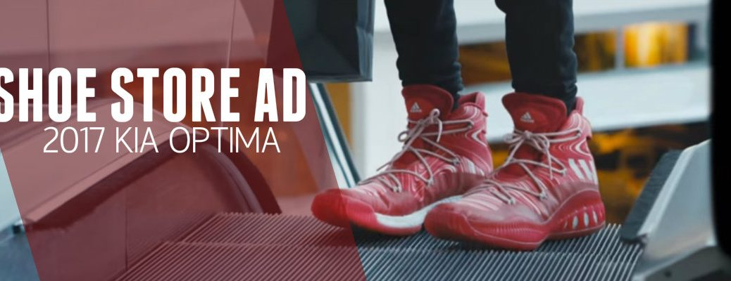 Big Shoes Commercial 2017 Kia Optima