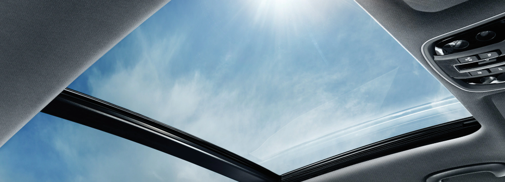 2020 Kia Sorento overhead Panoramic Sunroof