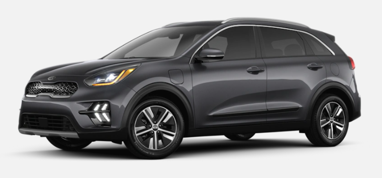 2020 Kia Niro Plug In Hybrid Paint Color Options