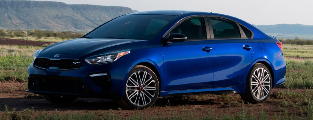 2021 Kia Forte LXS Features Overview