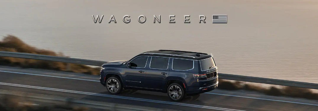 Technology Highlights of the 2022 Jeep Wagoneer