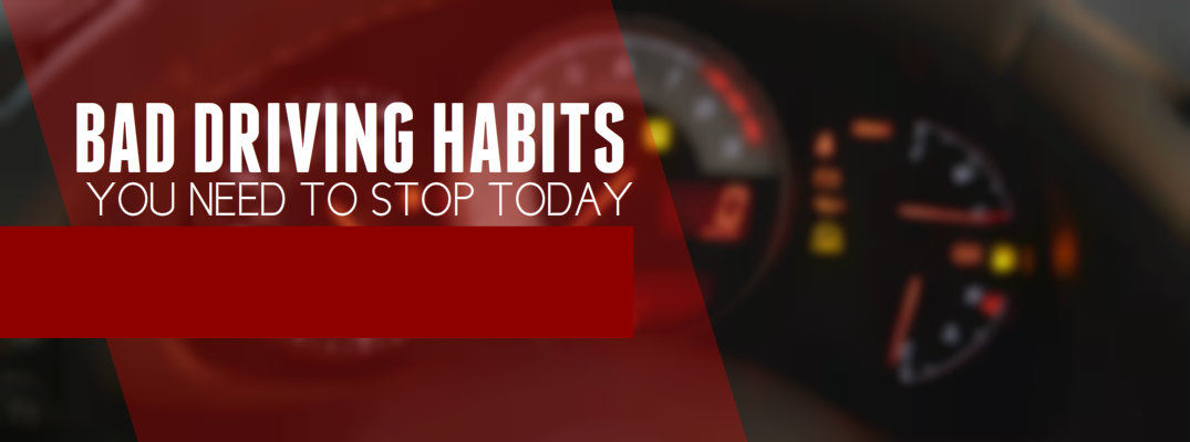 Bad Driving Habits That Might be Damaging your Vehicle