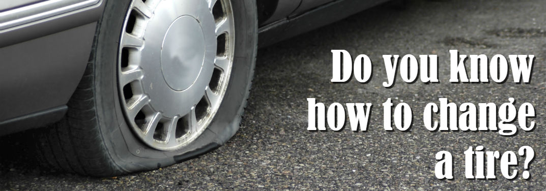 Step by Step Guide for Changing a Flat Tire