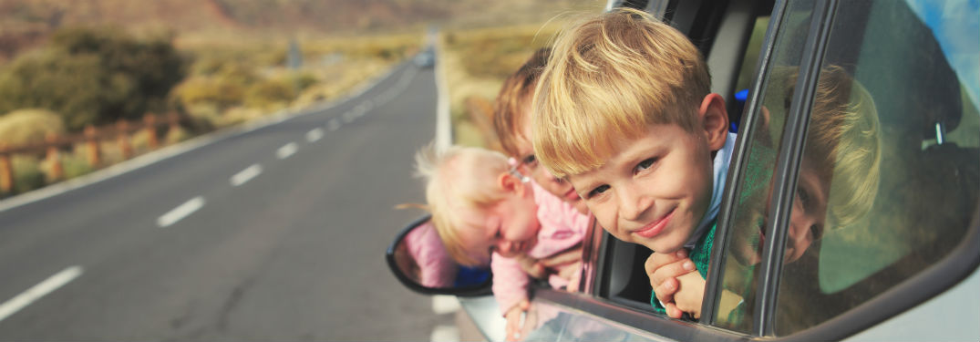 What are the Best Ways to Keep the Kids Entertained in the Car?