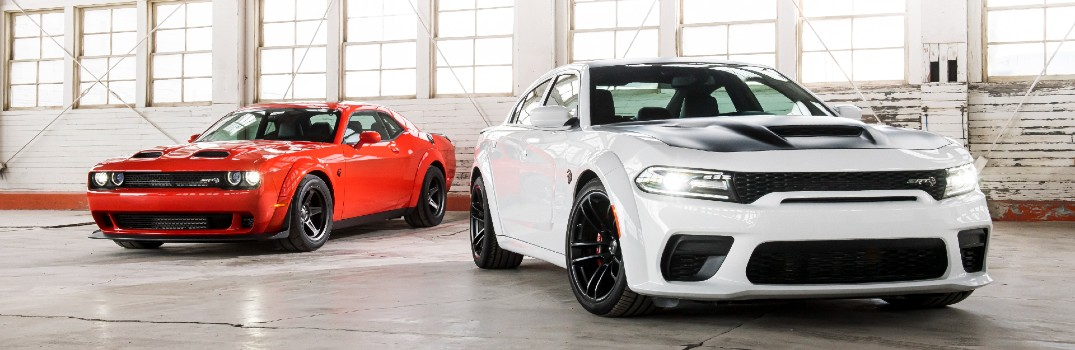 How does Security Mode work in the Dodge Charger & Challenger?
