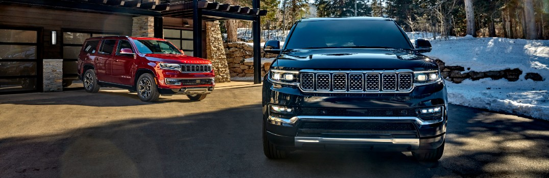 Watch the Reveal of the 2022 Jeep Wagoneer & Grand Wagoneer