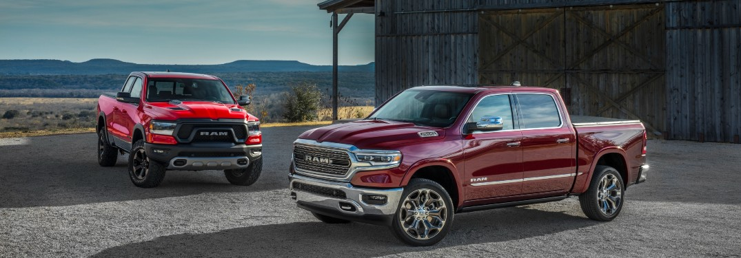 2021 Ford F-150 Tries – and Fails – to Take Down the 2021 Ram 1500 in this Video from Cecil Motors in Highland Lakes TX