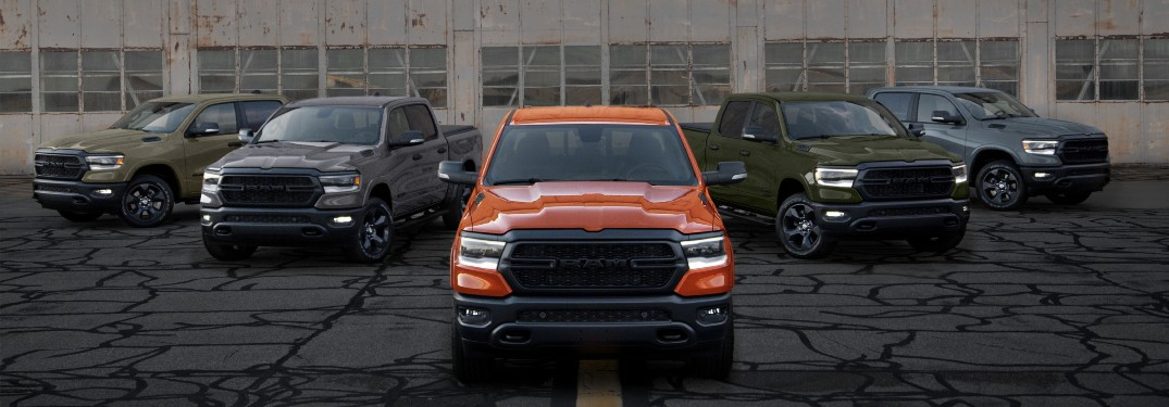 Get Massive Amounts of Horsepower and Torque with a 2021 Ram 1500 from Cecil Motors in Highland Lakes TX