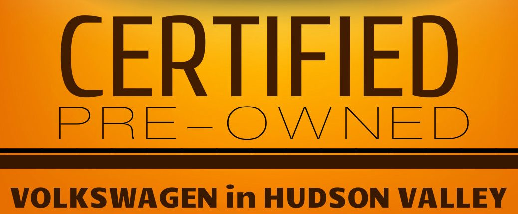 certified pre-owned volkswagen kingston NY