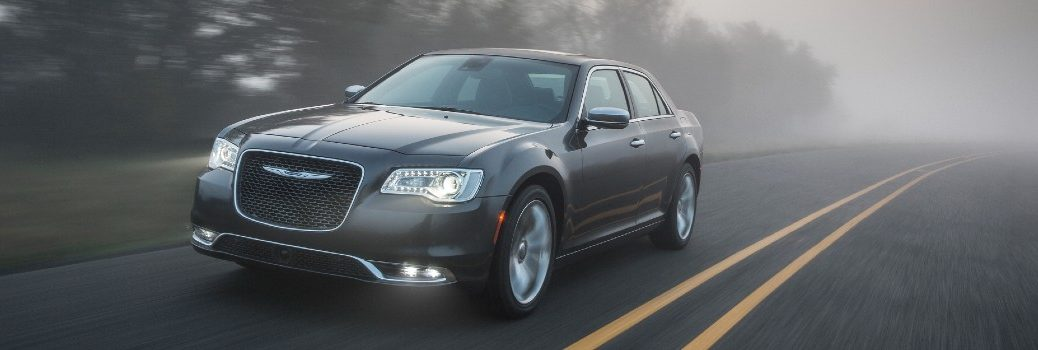 2019 Chrysler 300 Exterior Driver Side Front Angle