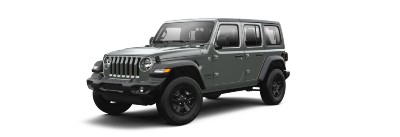 Sting-Gray  2021 Jeep Wrangler exterior front fascia driver side