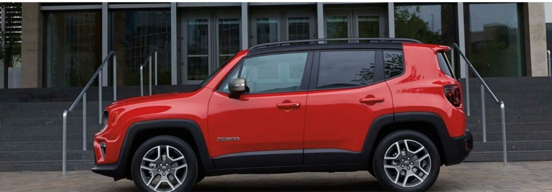 Is the 2021 Jeep Renegade a safe vehicle to drive in Fairbanks, AK?