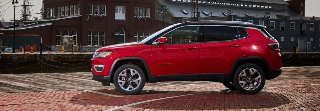 Can I get a 2021 Jeep Compass in Fairbanks, AK, with a sunroof?