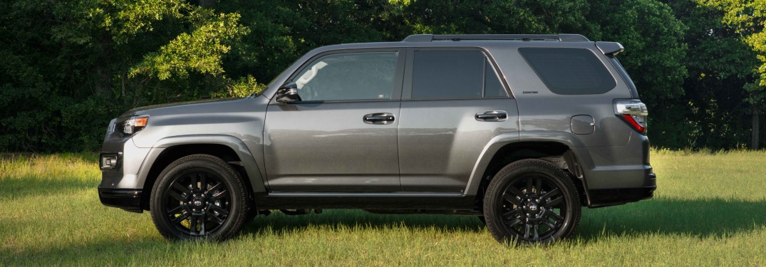 Are there any special edition versions of the Toyota 4Runner?