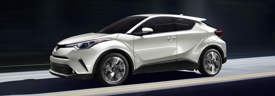 2019 Toyota C-HR Limited features