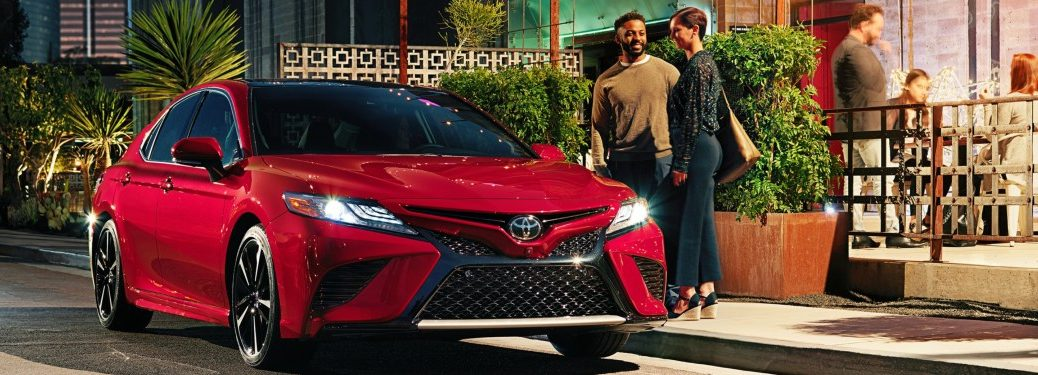 Does The 2019 Toyota Camry Have A Heads Up Display