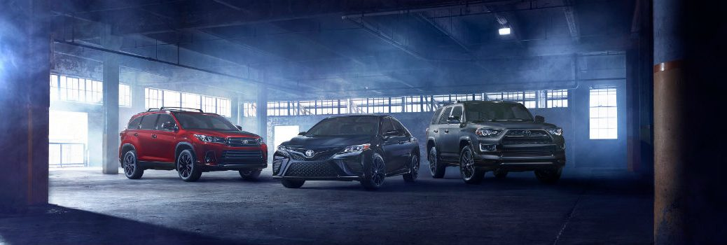 2019 Toyota Nightshade Special Edition Family