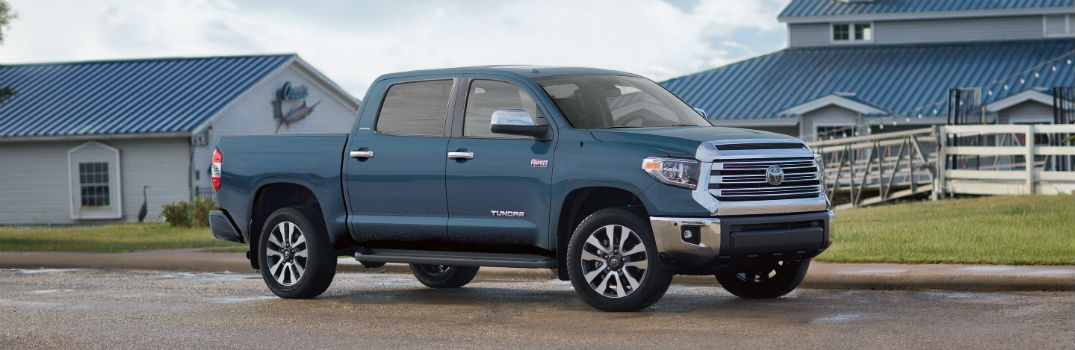 2019 Toyota Tundra Specs & Features - Manhattan Beach Toyota