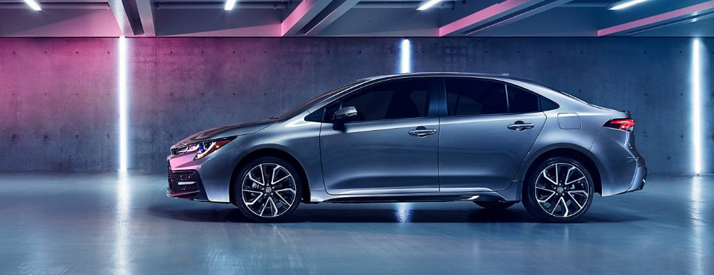 2020 Toyota Corolla Sedan Specs And Features Overview