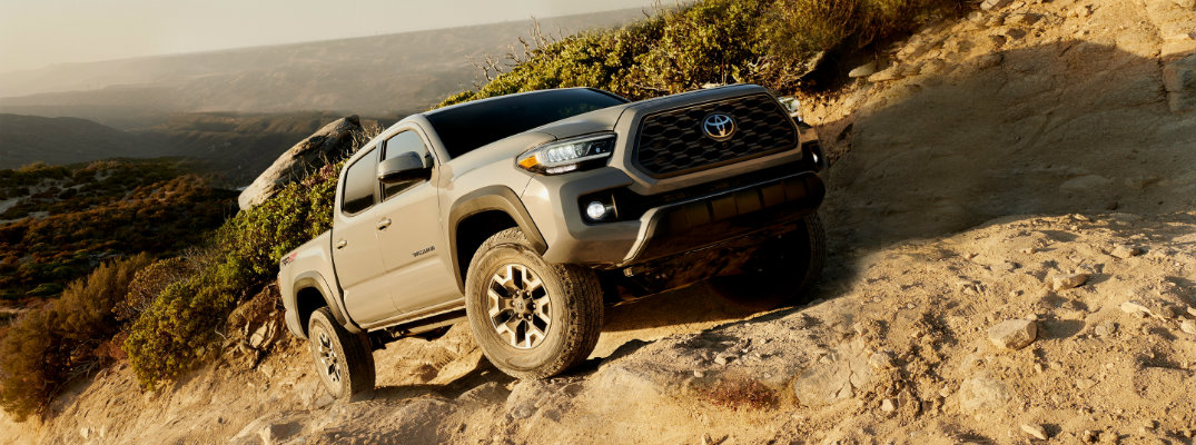 What are the New Changes of the 2020 Toyota Tacoma?