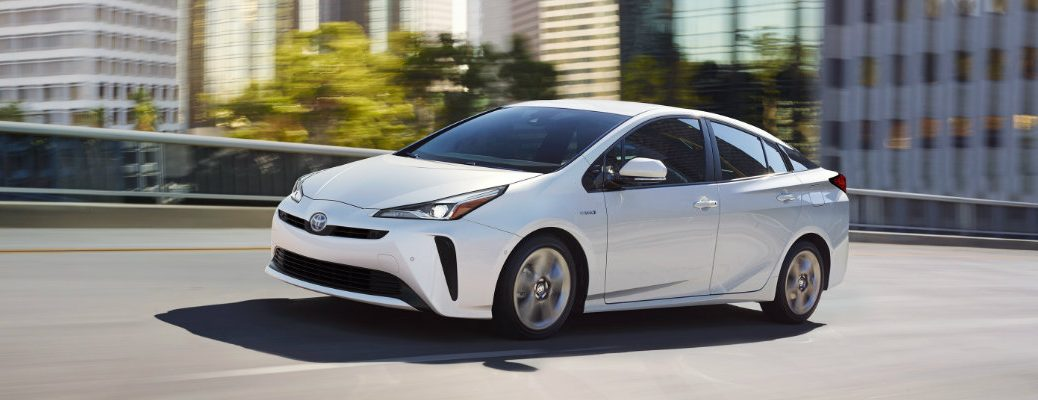 What Are The Color Options For 2019 Toyota Prius