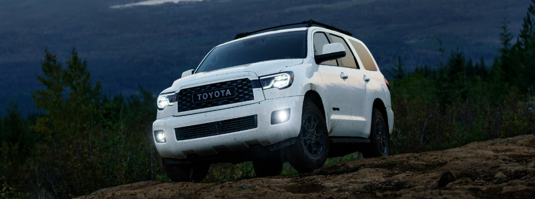 How Powerful is the 2020 Toyota Sequoia TRD Pro Trim?