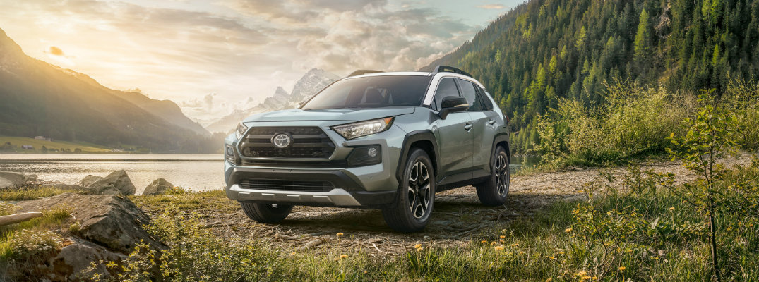 2019 Toyota RAV4 Trim Level Comparison and Pricing