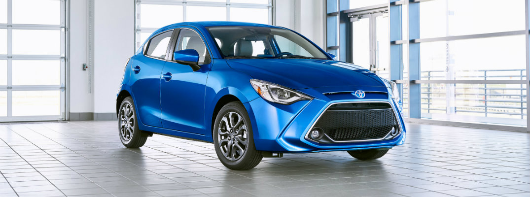 2020 Toyota Yaris Hatchback Specs and Features Overview