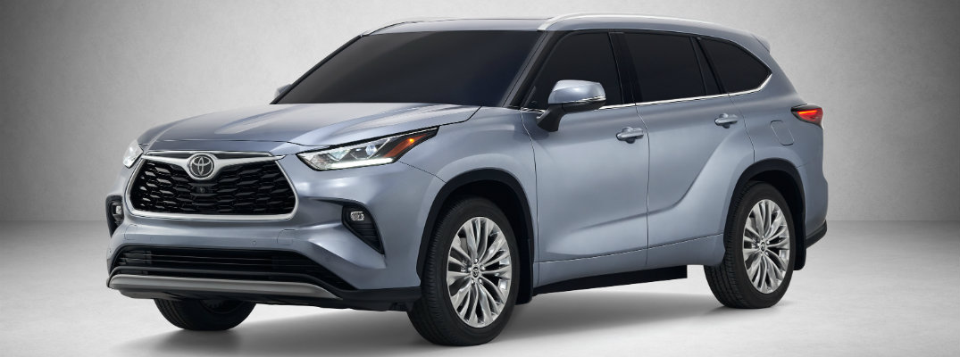2020 Toyota Highlander Design and Features Overview