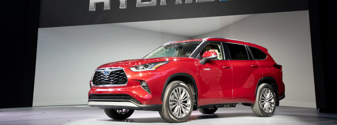 2020 Toyota Highlander Hybrid Specs and Features Overview