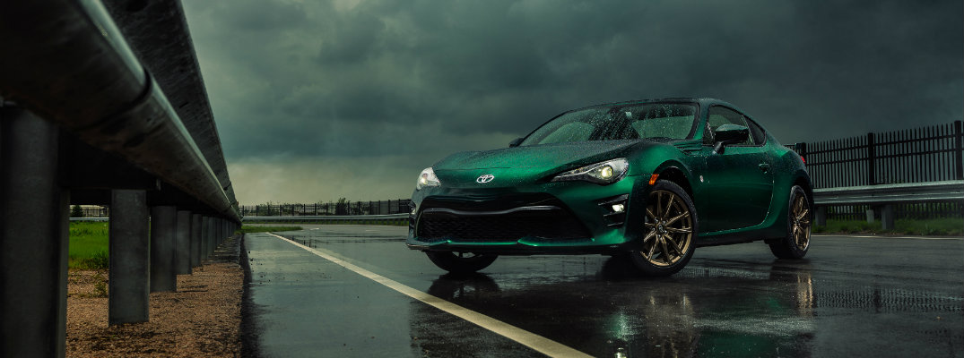 What's Included with the 2020 Toyota 86 Hakone Edition?