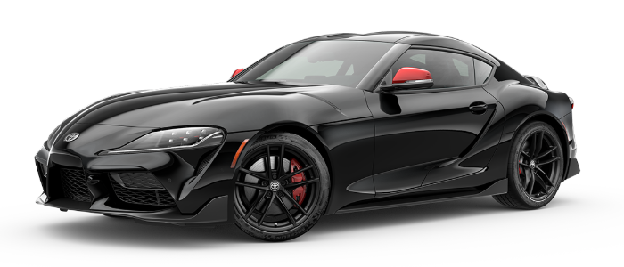 2020 Toyota GR Supra Nocturnal Black Launch Edition