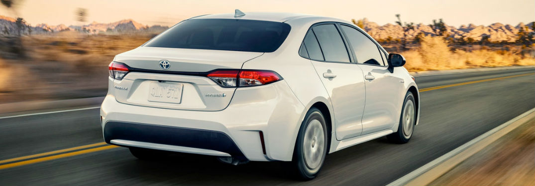 How efficient is the Toyota Corolla Hybrid?