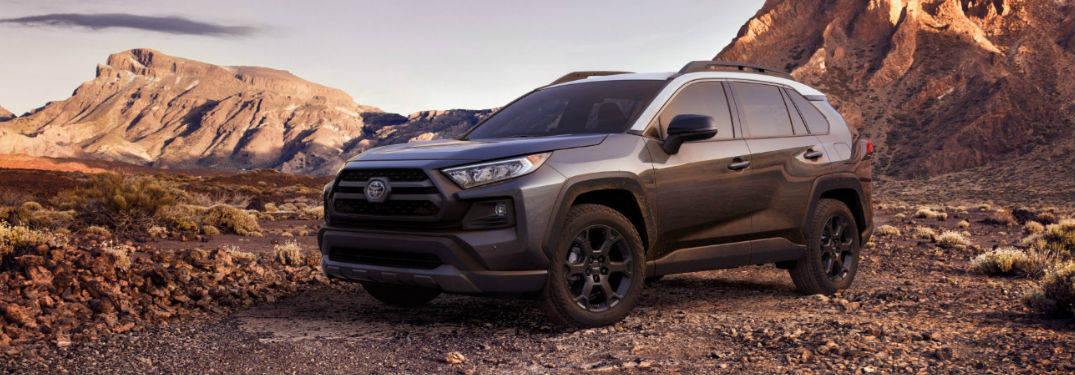 Introducing the Toyota RAV4 TRD Off-Road