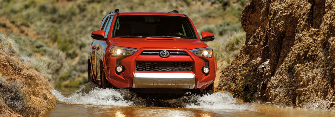 How powerful is the 2020 Toyota 4Runner?