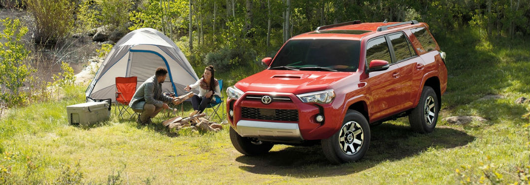 How can the 4Runner make us more comfortable?