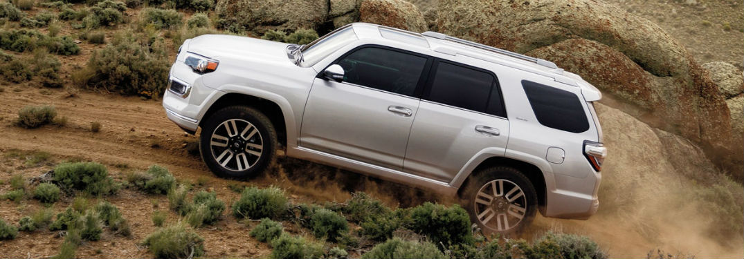 What does the Toyota 4Runner TRD Pro have to offer?